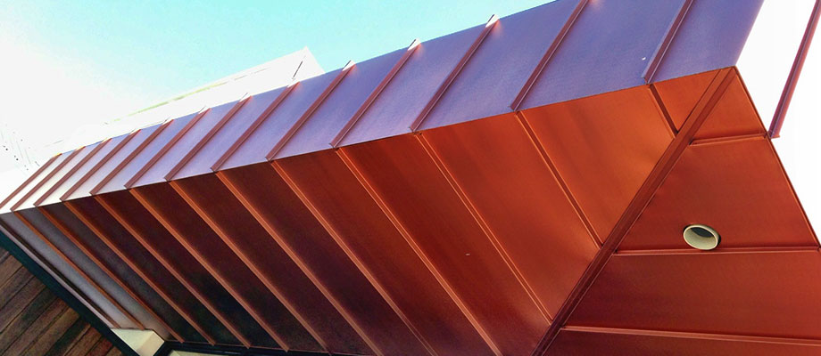 architectural cladding metal panel systems melbourne