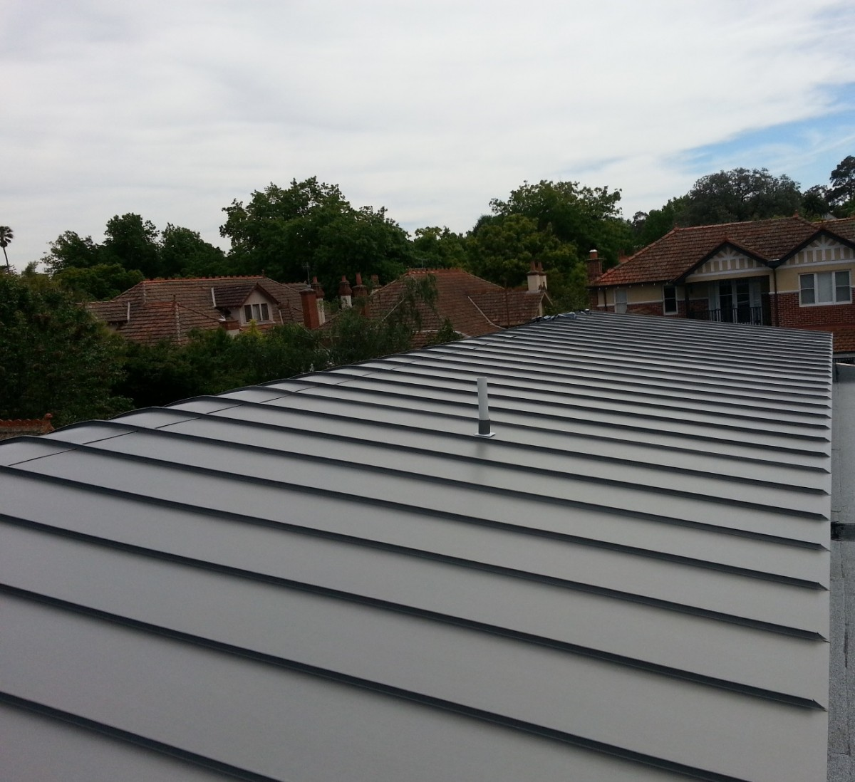Metal Panel Systems Architectural Roofing Melbourne
