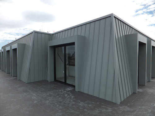 Metal Roofing Melbourne Architectural Cladding System