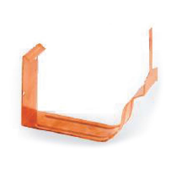 Spout Gutter Systems Copper Brackets
