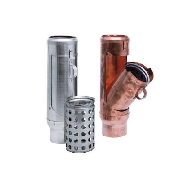 Leaf Catchers Downpipe Fittings Copper Zinc