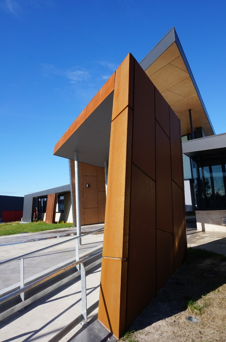 Western Heights College Geelong Architectural Panel Systems