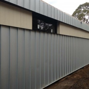 Colorbond Nail Strip Cladding Geelong Architectural