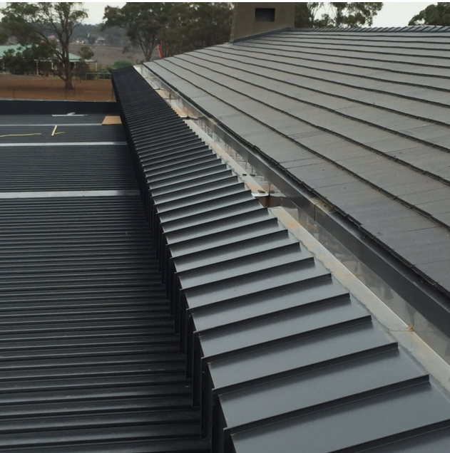Colorbond Standing Seam Melton Architectural Panel Systems