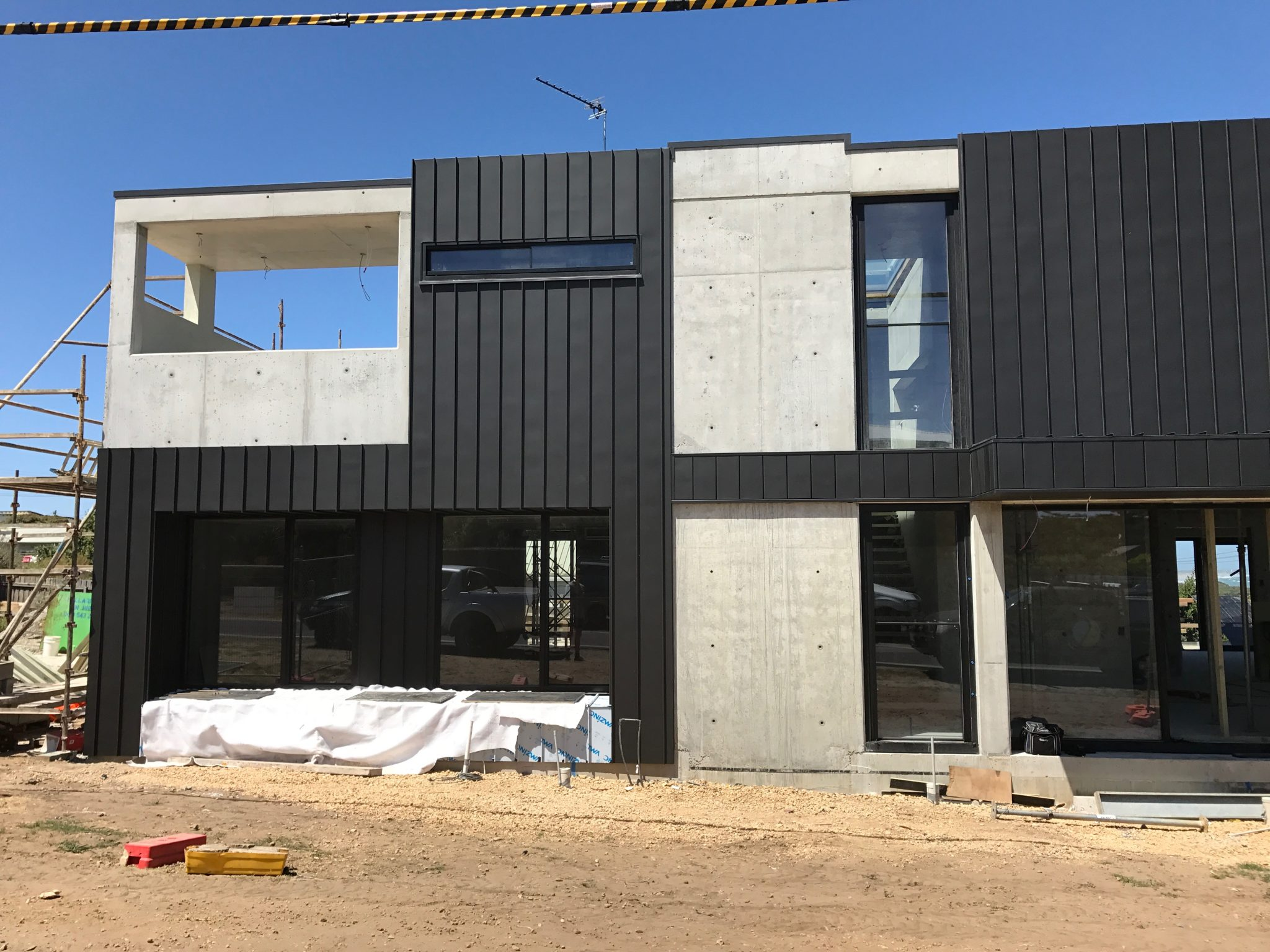 Vm Zinc Cladding Geelong Architectural Panel Systems