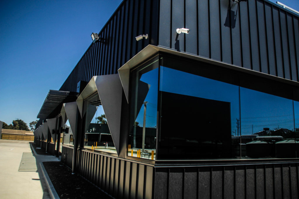 Cotton On Headquarters Geelong Architectural Panel Systems