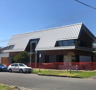 Architectural Cladding Panels Melbourne Barwon Heads